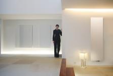 Vasco Designradiator glad en modern