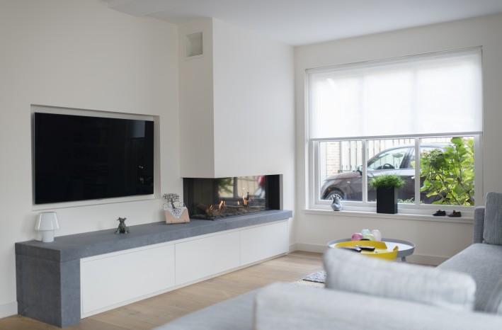 Project woonhuis Raamsdonksveer woonkamer | Van der Pluijm