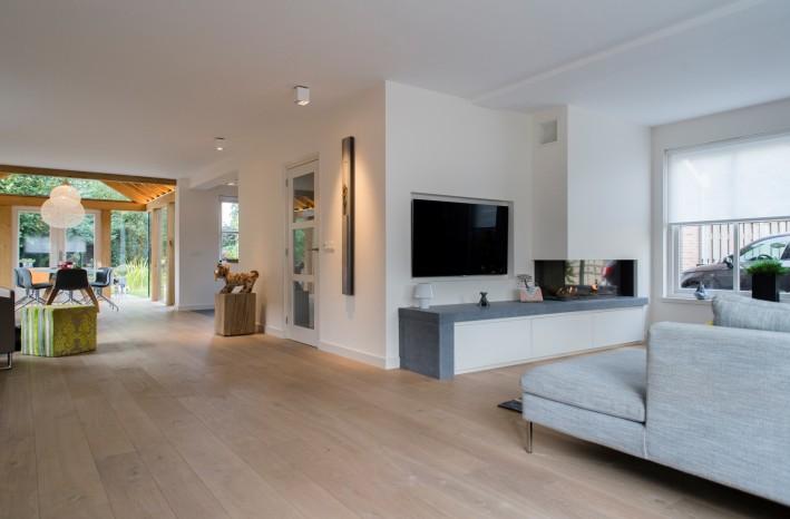 Stunning Keuken En Woonkamer Ineen Pictures - House Design Ideas ...